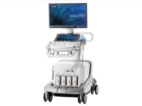 超音波画像診断装置 Aplio i700